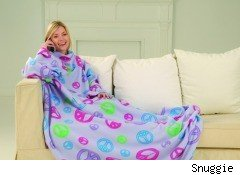 Snuggie - wearable blankets