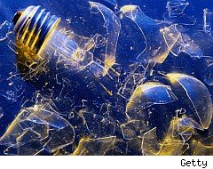 IKEA discontinues incandescent bulbs