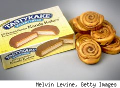 TastyKakes considers a sale of the company