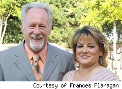 Ronald Flanagan and wife - cancer coverage mistake