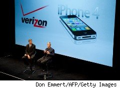 Verizon iPhone 4 launch press conference