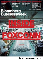 Cover fof Bloomberg Businessweek