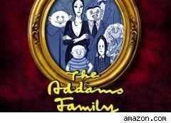 Addams Family soundtrack