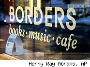 Borders books music cafe