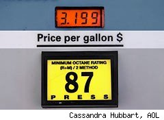 Gas prices are rising nationwide due to the problems in the Middle East
