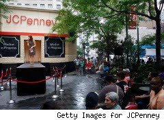 JCPenney store in New YOrk City