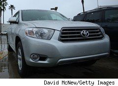 Toyota Recalls 2.2 Million More Vehicles for Unintended Acceleration Problems