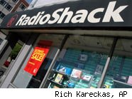 Radioshack Radio Shack store