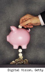 The Savers Credit allows people to receive a tax credit for their savings contributions