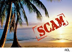 Vacation scams are on the rise