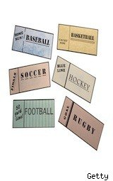 sporting events tickets - Scorebig
