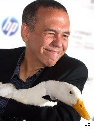 Gilbert Gottfried was fired for tweets about Japan