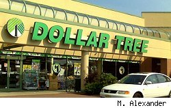 new innovations at Dollar Tree