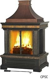 outdoor fireplace recall lowe's