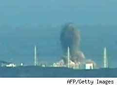 nuclear plant explosion in Japan