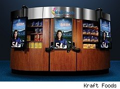 Grocery shopping aid, the meal-planning solution from Kraft