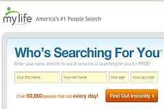 mylife.com complaints people search