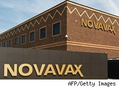 Novavax flu vaccine maker
