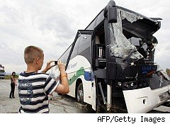 How to choose a motor coach company to avoid accidents