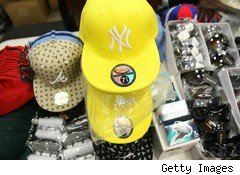 Counterfeit goods seized in New York