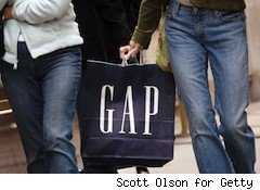 Gap shoppers - Gap coupon charity
