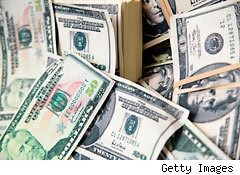 Unclaimed government money