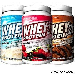 recalled whey protein product - vitalabs