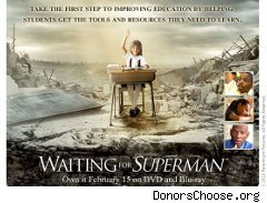 Waiting for Superman DVD cover