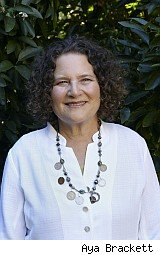 Kate Levinson, author of book about Women's relationship with money