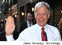 David Letterman offers college scholarships
