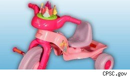 Disney tricycle recall