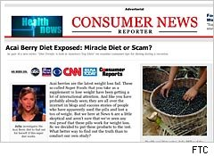 Acai berry scam