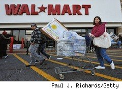 walmart shopper - inflation