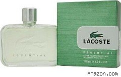 free fragrance from Lacoste