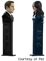 William and Kate Pez dispenser