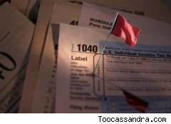 The IRS releases its list of dirty dozen tax scams for 2011