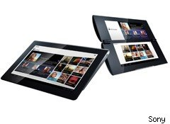 Sony Prepares to Launch Tablet PCs Into Jaws of Competition