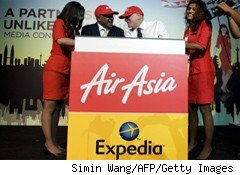 Expedia's AirAsia Partnership Is Just the Ticket for Growth