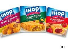 IHOP freezer pastries