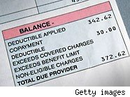 Medical bills