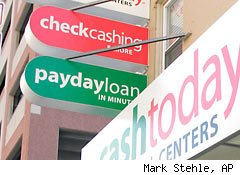Payday lenders, such as CashToday which is undergoing a lawsuit for malpractice, have long been known to reduce property values.