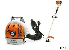 STIHL Recalls Yard Power Products.