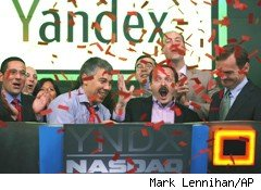 Can Russian Search Giant Yandex Find Profits to Justify Its Hot IPO?