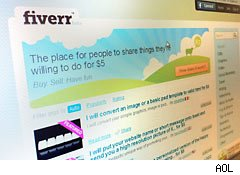 Fiverr website