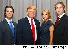 Trump Children