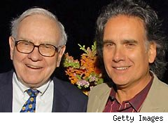 Peter and Warren Buffett