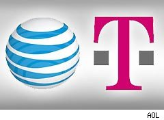 Merge of AT&T and T-Mobile