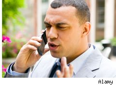 Phony phone calls scams