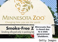 Minnesota state government Zoo
