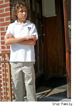 the common problem of the school uniforms School uniforms are becoming more common in our society and have gone past private to public schools our school has a tight budget and shouldnt be blowing the money on school uniforms that will become a huge problem.